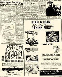 Appleton Post Crescent, March 30, 1959, Page 9