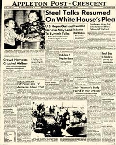 Appleton Post Crescent, July 13, 1959, Page 1