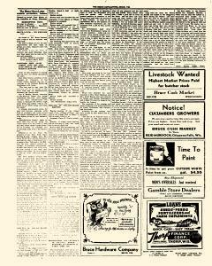 Bruce News Letter, April 29, 1948, Page 4
