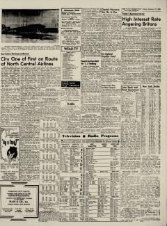 Daily Telegram, February 17, 1956, Page 13
