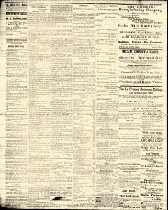 Eau Claire Daily Free Press, February 21, 1881, Page 4