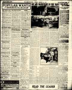 Eau Claire Leader, February 23, 1915, Page 7