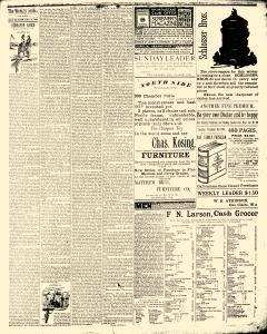 Eau Claire Weekly Leader, December 02, 1889, Page 4