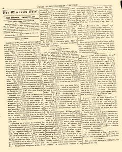Fort Atkinson Wisconsin Chief, January 30, 1864, Page 5