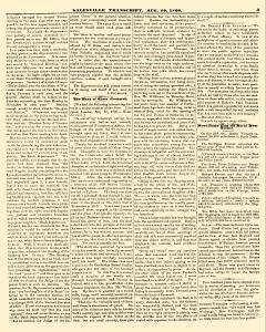 Galesville Transcript, August 10, 1860, Page 5