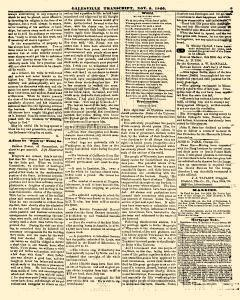 Galesville Transcript, November 09, 1860, Page 6
