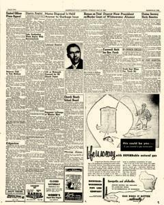 Janesville Daily Gazette, May 26, 1953, Page 2