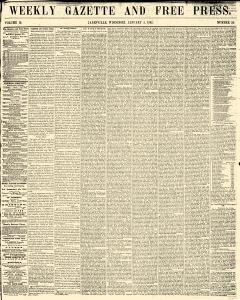 Weekly Gazette and Free Press, January 04, 1861, Page 2