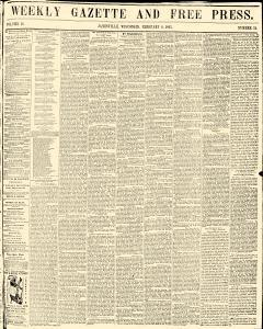 Weekly Gazette and Free Press, February 06, 1863, Page 2