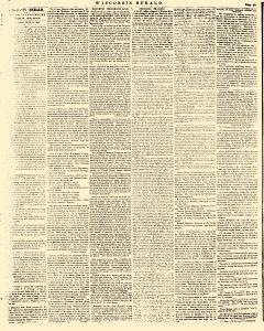 Wisconsin Herald and Grant County Advertiser, June 28, 1845, Page 2