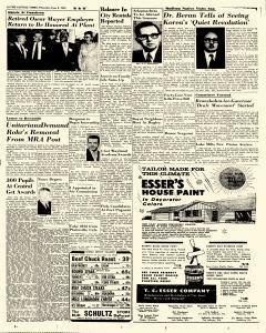 Madison Capital Times, June 08, 1961, Page 10