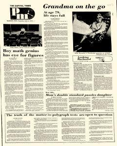 Madison Capital Times newspaper archives