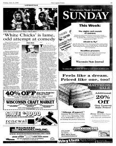 Madison Capital Times, June 25, 2004, Page 13