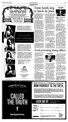 Madison Capital Times, August 09, 2005, Page 15
