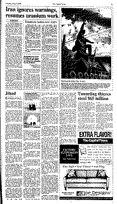 Madison Capital Times, August 09, 2005, Page 43