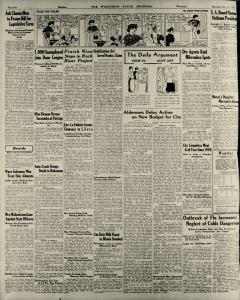 Madison Wisconsin State Journal Archives, Dec 31, 1932, p  6
