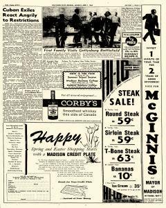 Madison Wisconsin State Journal, April 01, 1963, Page 3