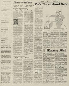 Madison Wisconsin State Journal, April 06, 1964, Page 20