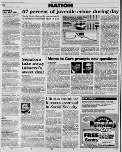 Madison Wisconsin State Journal newspaper archives