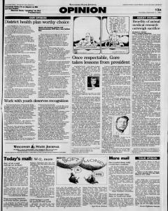 Madison Wisconsin State Journal, September 11, 1997, Page 13
