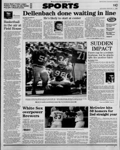 Madison Wisconsin State Journal, September 11, 1997, Page 19