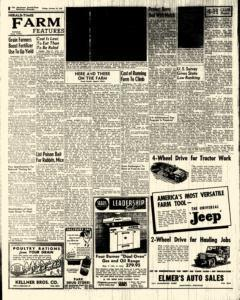 Manitowoc Herald Times, October 24, 1947, Page 8