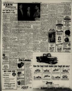Manitowoc Herald Times, February 17, 1956, Page 13