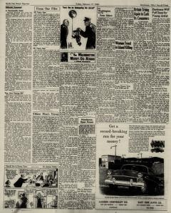 Manitowoc Herald Times, February 17, 1956, Page 16