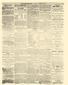 Daily Milwaukee News, August 07, 1865, Page 5