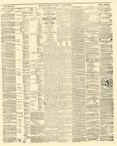 Milwaukee Daily Sentinel, October 05, 1852, Page 2