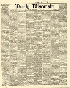 Weekly Wisconsin, August 09, 1854, Page 5