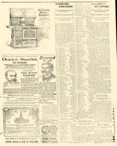 Monroe Weekly Times, January 04, 1899, Page 5