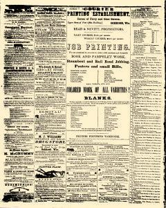 Oshkosh Daily Courier, March 04, 1857, Page 2