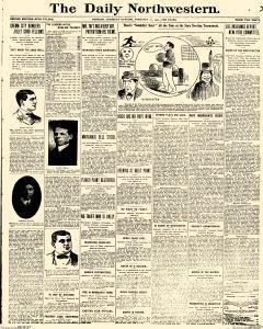 Oshkosh Daily Northwestern, February 22, 1906, Page 1