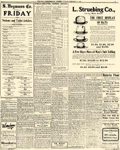 Oshkosh Daily Northwestern, February 22, 1906, Page 3