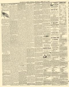 Prairie Du Chien Courier, February 06, 1862, Page 2