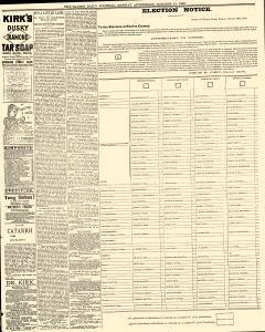 Racine Daily Journal, October 31, 1892, Page 3