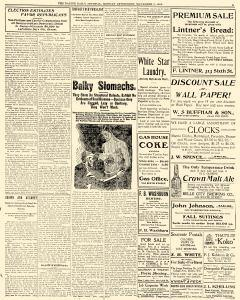 Racine Daily Journal, November 03, 1902, Page 3