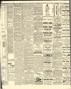 Stevens Point Daily Journal, October 28, 1882, Page 4