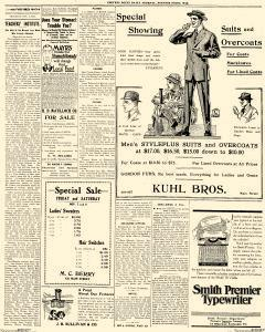 Stevens Point Daily Journal, November 06, 1913, Page 3