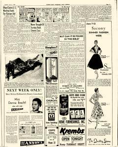 Stevens Point Daily Journal, June 08, 1954, Page 11