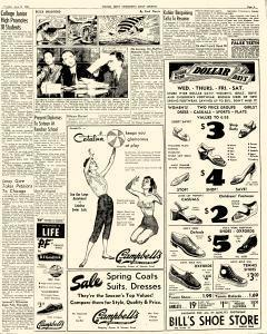 Stevens Point Daily Journal, June 08, 1954, Page 3
