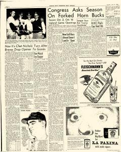 Stevens Point Daily Journal, June 08, 1954, Page 6