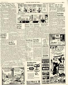 Stevens Point Daily Journal, June 08, 1954, Page 7