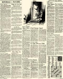 Stevens Point Daily Journal, March 28, 1955, Page 4