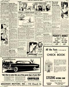 Stevens Point Daily Journal, March 28, 1955, Page 5