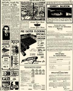 Stevens Point Daily Journal, March 28, 1955, Page 9