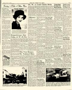 Stevens Point Daily Journal, August 17, 1957, Page 7