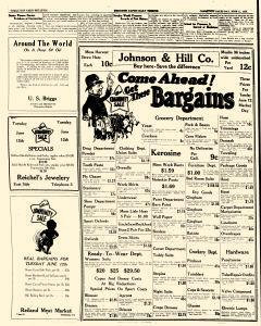 Wisconsin Rapids Daily Tribune, June 08, 1923, Page 32