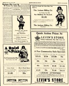 Wisconsin Rapids Daily Tribune, June 08, 1923, Page 31
